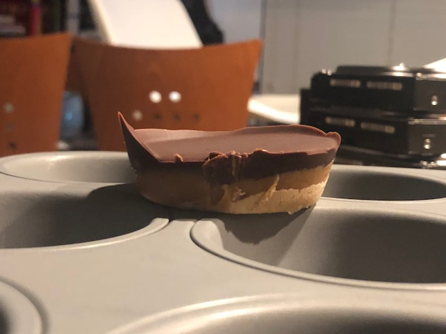 Keto Peanutbutter Cup